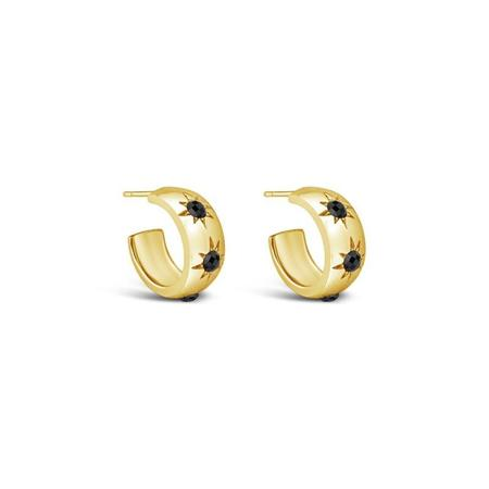 Sierra Winter Jewelry Eve Hoop Earrings