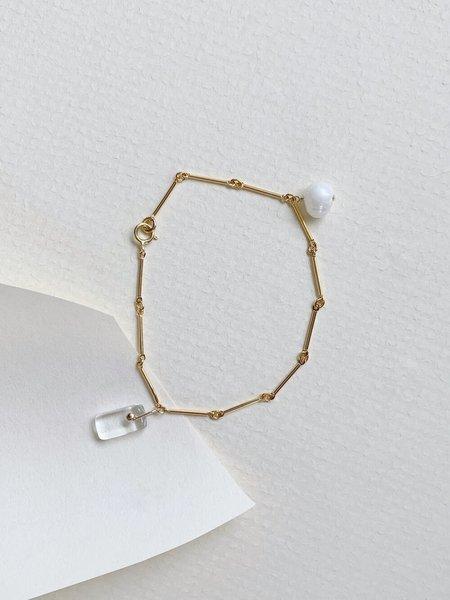 HighLow Clara Bracelet - Gold