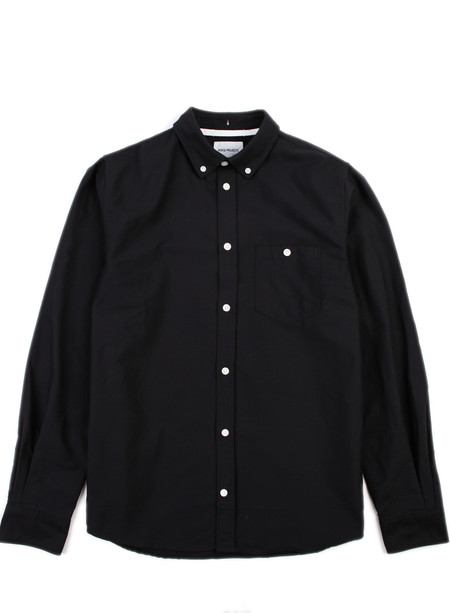Norse Projects Anton Oxford Black