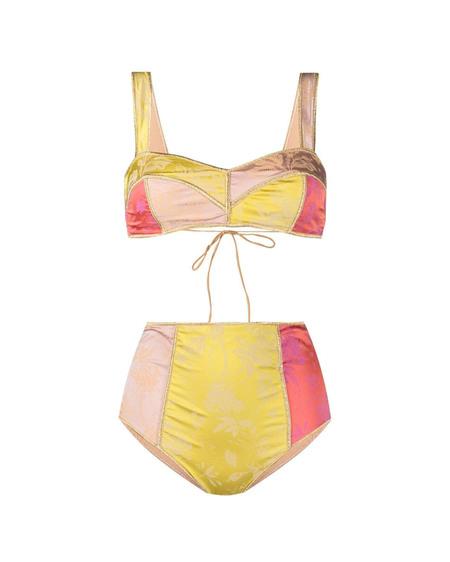 Oseree Reversible Bikini - Multicolor
