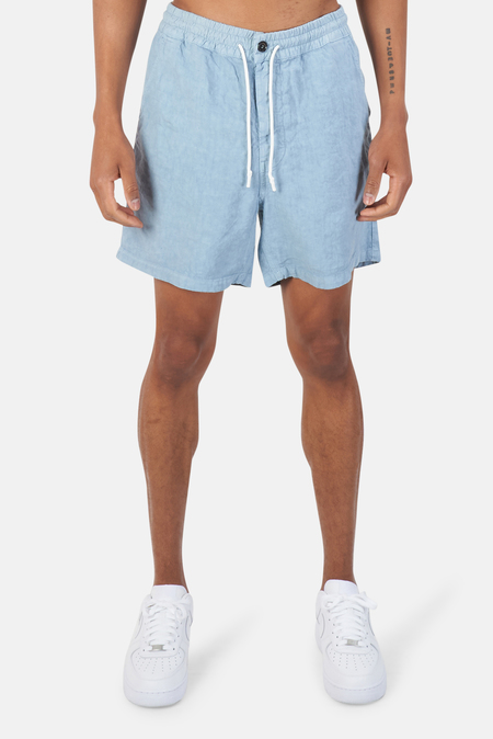 PRESIDENTS Bermuda New Tripoli Shorts - Sky