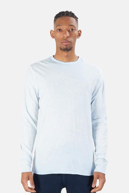 Cotton Citizen Jagger LS T-Shirt - Crystalline Dip