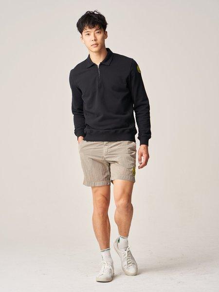 Freemans Sporting Club Quarter Zip Fleece - Black