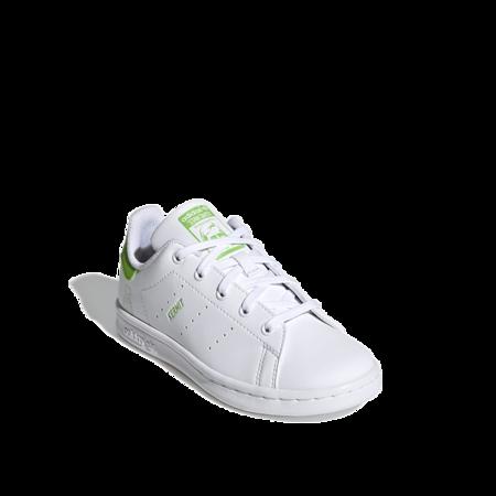 kids adidas Stan Smith x Kermit the Frog Sneakers - White