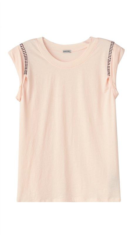 Rachel Comey Miles Tee - Baby Pink