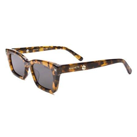 Machete Ruby Sunglasses - Classic Tortoise