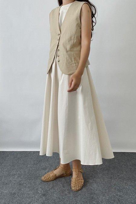 Byrani Linen Blended Vest