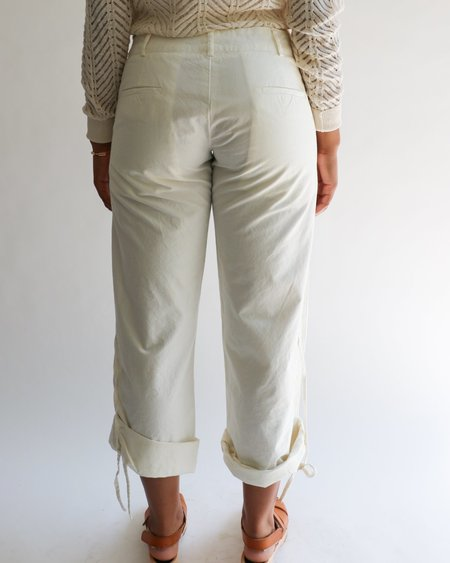 [Pre-loved] Costume National Cotton Trousers
