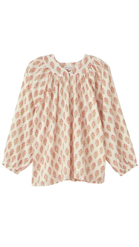 Emerson Fry Olympia Shirt - June Flowers