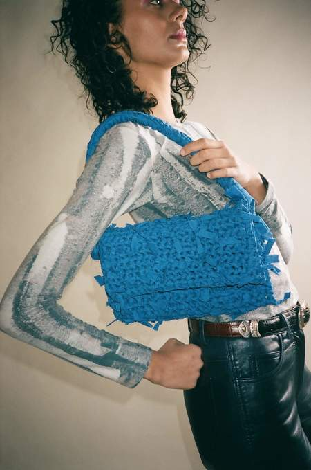 Andrea Dyrstad Alter Bag - True Blue