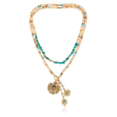 GAS Bijoux Aloha Creole Santa Fe Necklace