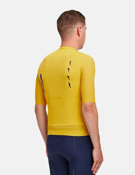 MAAP Evade Pro Base Jersey top - Maize Yellow