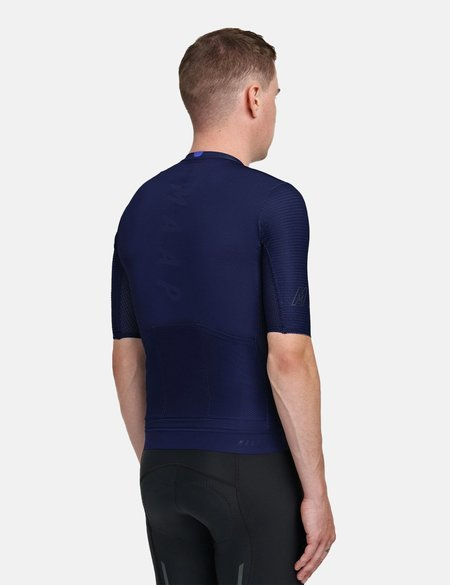 MAAP Stealth Race Fit Jersey top - Ink Blue