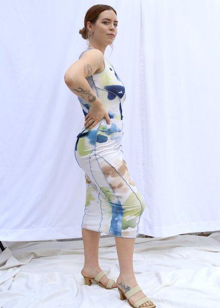 Paloma Wool Josie Dress - Acuarela Print