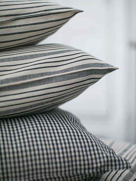 Tensira Traditional Cushion - Blue Stripe