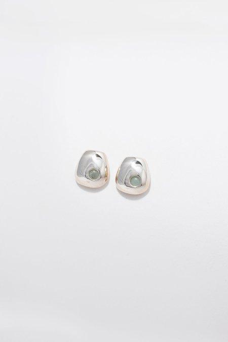 Yuun Bune Earrings - Silver