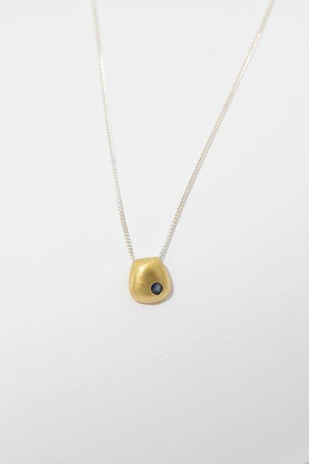 Yuun Bune Necklace - Brass