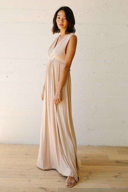 Rachel Pally Long Sleeveless Caftan - Bamboo