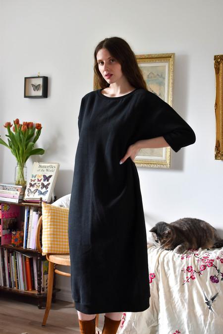 Ursa Minor Dale Dress - Black