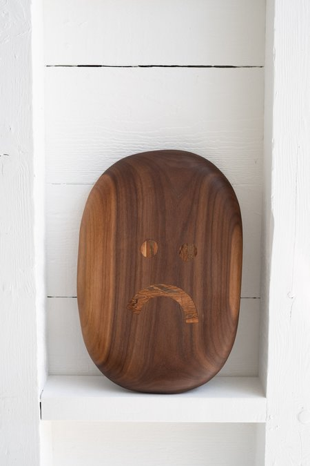 Furlough Wood Co. Sad Boy Board No. 2