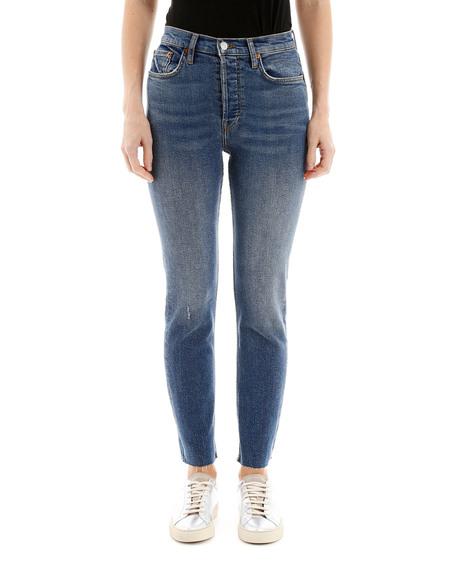 RE/DONE Five Pocket Denim Jeans