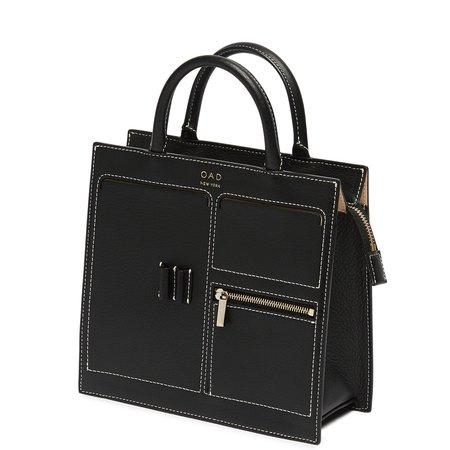 OAD C Mini Kit Zip Satchel - True Black