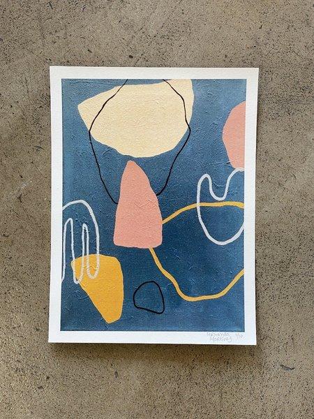 Fernanda Martinez Seaside Collection #2 Limited Edition Art Print