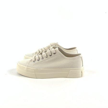 Vagabond Teddie sneakers - Cream Canvas