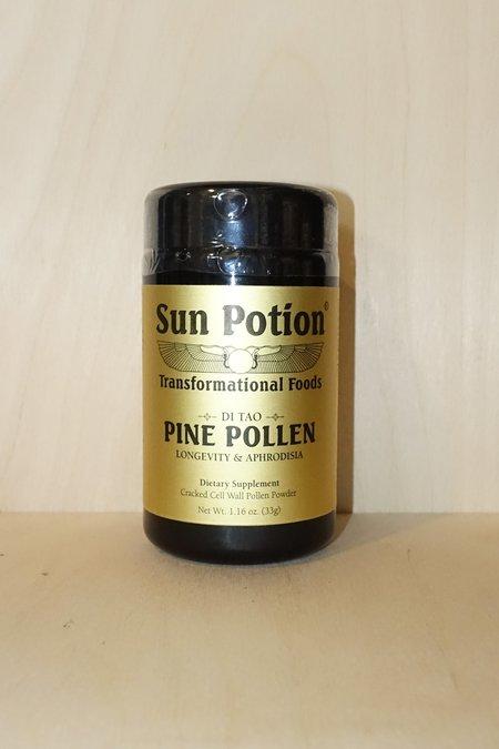 Sun Potion Pine Pollen supplement