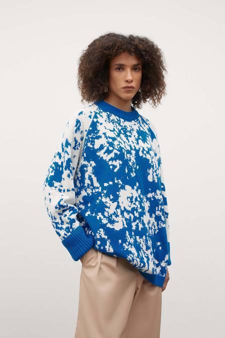 Kowtow Folio Sweater - Buoy Blue