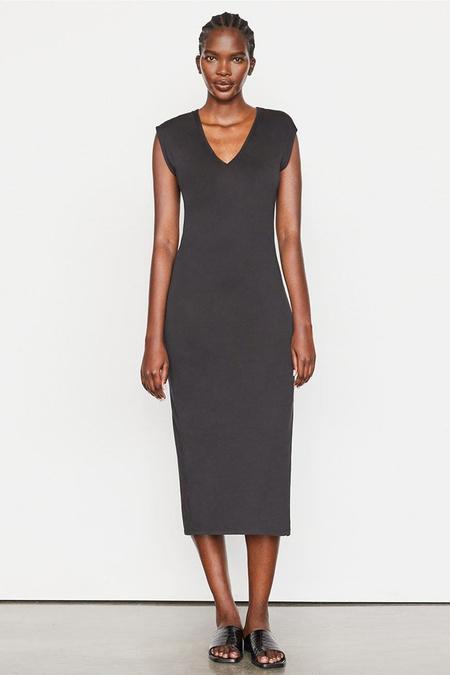 FRAME Le Muscle V Dress - Noir