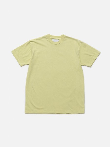 General Admission Loose Knit Tee - Yellow
