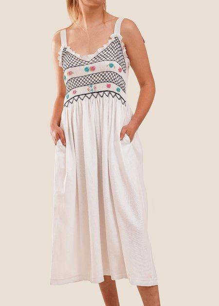 Tach Clothing Ami Linen Dress
