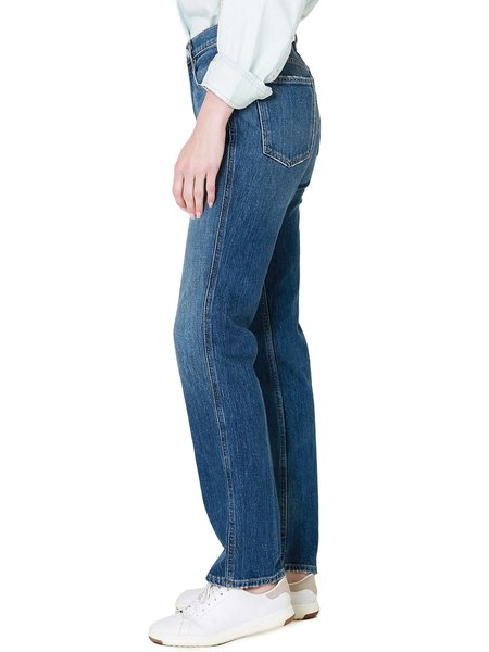 Citizens Of Humanity Daphne High Rise Stovepipe DENIM - Port Of Call