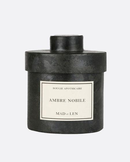 Mad et Len Candle - Ambre Nobile
