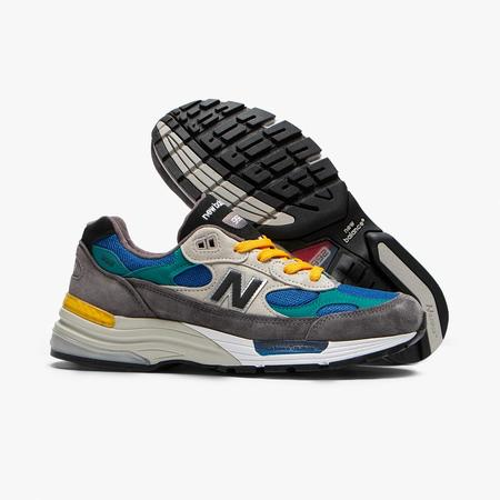New Balance M992RR sneakers - Grey