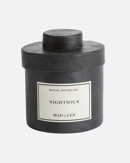 Mad et Len Candle - NIGHTSOUK