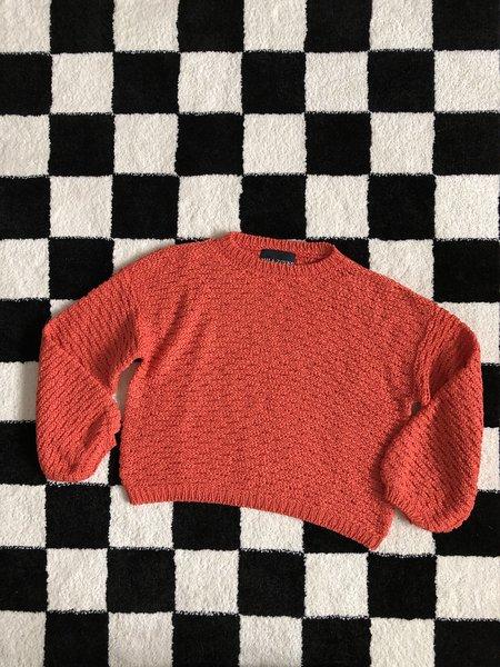 MILA ZOVKO IVA Sweater - Coral
