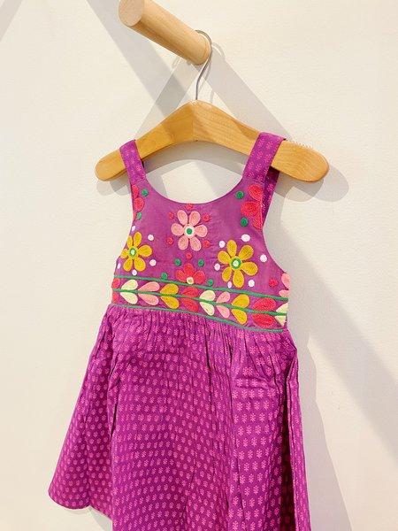 Cheeni Misha Dress - Violet
