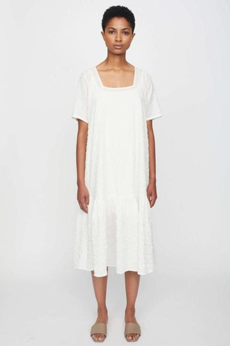 Just Female Soffia Dress - White