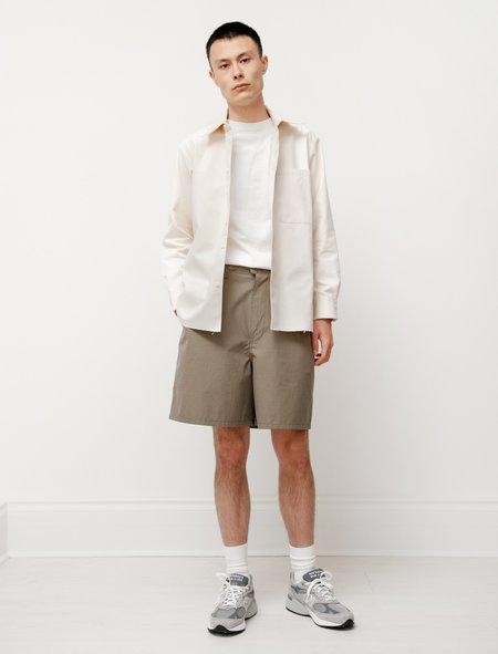 Camiel Fortgens Basic Shirt - Canvas Off-White