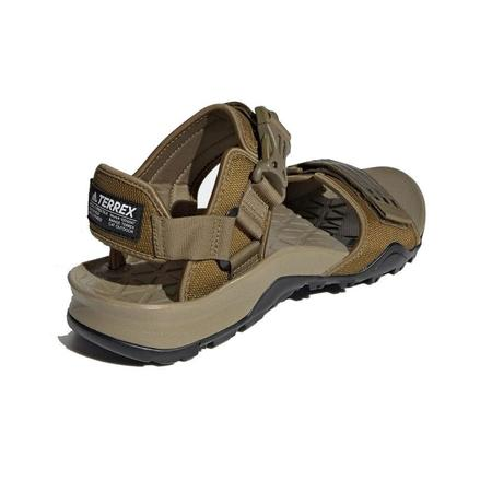 Adidas Terrex Cyprex Ultra Sandal - Wild Moss