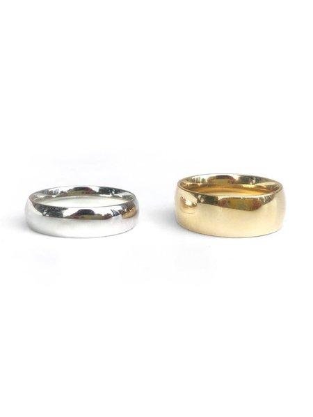 Gilbert Chunky Stacking Ring