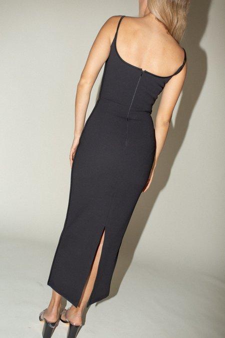Paris Georgia Marlo Dress - Black