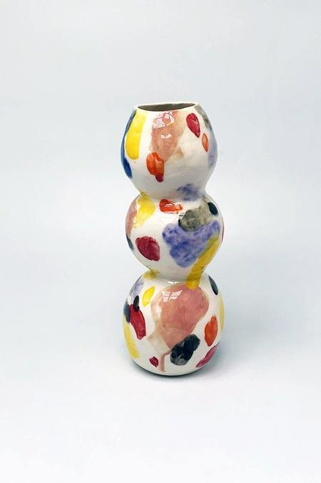 A.Cheng Dreams Porceain Bubble Vase - multi