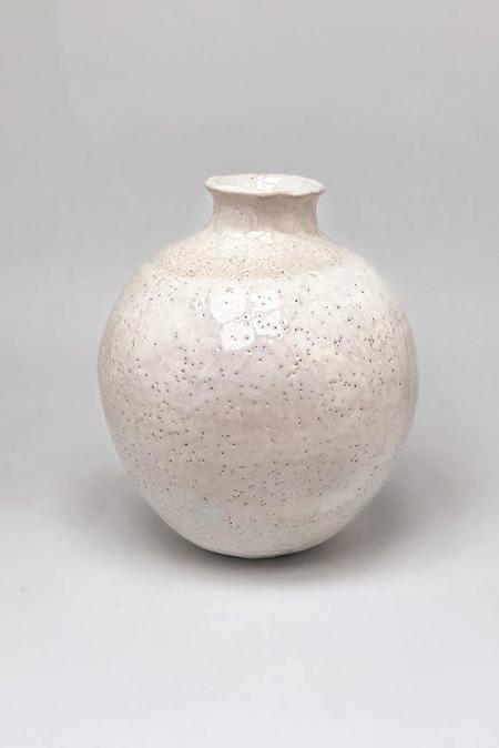 A.Cheng Glossy Moon Vase