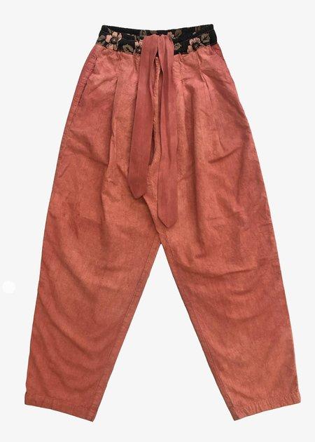 Dr. Collectors P43 Kyoto Pants - BROWN