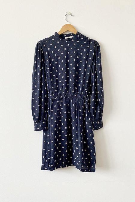 Sessun Claro High Neck Dress - Annia