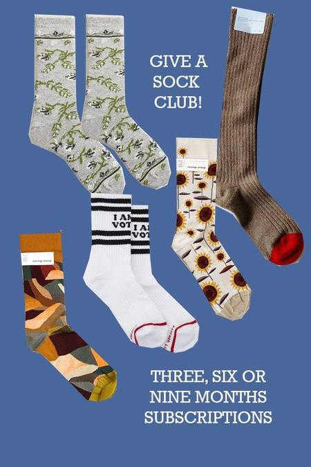 A.Cheng Sock Club Selections