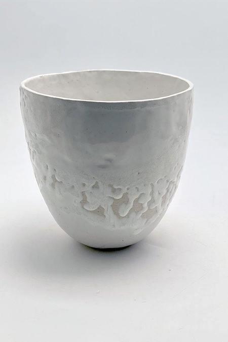 A.Cheng Cone Planters - White